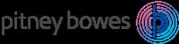 Pitney Bowes logo on a transparent background